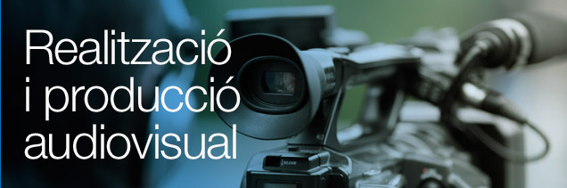 Especial Realització i producció audiovisual 2015