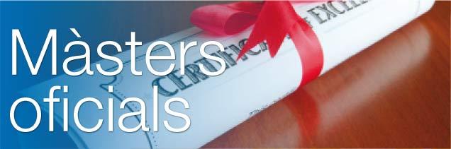 Especial Másters Oficials 2015